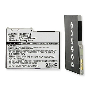 Kyocera  M6000 Batteries